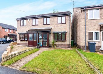 Thumbnail 3 bed semi-detached house for sale in Kelstern Road, Lincoln
