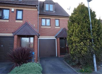 Thumbnail 2 bedroom end terrace house for sale in Sixpenny Close, Poole