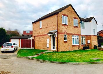 Thumbnail 3 bedroom semi-detached house to rent in Norbury Grove, Solihull