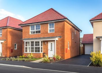 """Thumbnail 4 bed detached house for sale in """"Chesham"""" at Station Road, Hayling Island"""