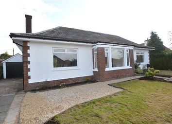 Thumbnail 4 bed detached bungalow for sale in Melford Avenue, Kirkintilloch, Glasgow