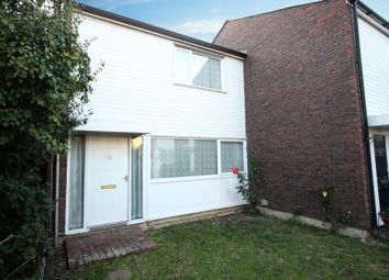 Thumbnail 2 bed terraced house for sale in Carmarthen Close, Farnborough, Hampshire
