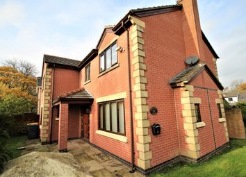 Thumbnail 4 bed terraced house for sale in Bowlers Close, Fulwood, Preston, Lancashire