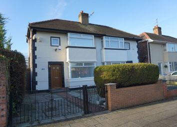3 bed semi-detached house for sale in Horrocks Avenue, Liverpool L19