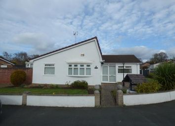 Thumbnail 3 bed bungalow for sale in Laurels Avenue, Bangor-On-Dee, Wrexham, Wrecsam