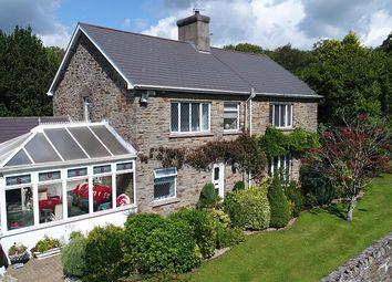 Thumbnail 4 bed detached house for sale in Hirwaun Farm Margam, Port Talbot, Neath Port Talbot.