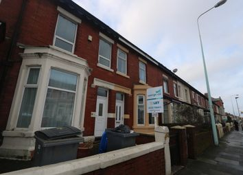 Thumbnail 4 bedroom terraced house to rent in Grasmere Road, Blackpool