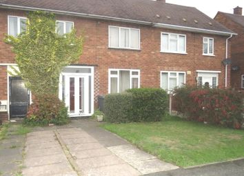 Thumbnail 3 bed terraced house for sale in Egerton Road, Bushbury, Wolverhampton