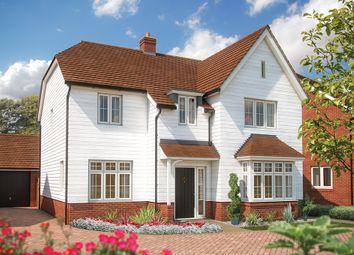 "Thumbnail 5 bedroom detached house for sale in ""The Birch"" at Horebeech Lane, Horam, Heathfield"