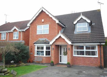 Thumbnail 5 bedroom detached house for sale in Larkfields Crescent, Swanwick, Alfreton