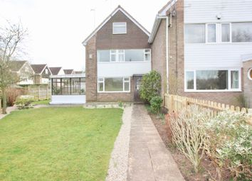 Thumbnail 3 bed semi-detached house for sale in Jacquard Close, Stivichale, Coventry