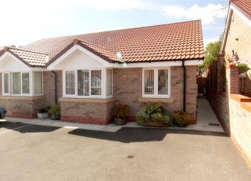 Thumbnail 2 bed semi-detached bungalow for sale in Kirkwood Close, Driffield