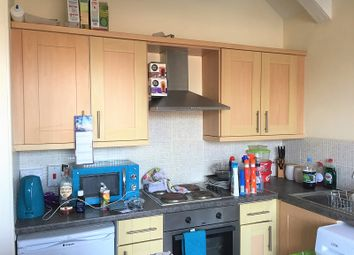 Thumbnail 1 bed flat to rent in Connaught Road, Cardiff, Cardiff.