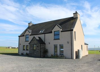 Thumbnail 4 bed detached house for sale in Gorseness Road, Rendall, Orkney