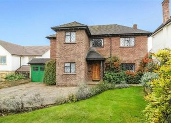 Thumbnail 3 bed detached house to rent in Highfield Way, Rickmansworth