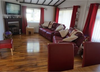Thumbnail 2 bed mobile/park home for sale in Orchard Park, Chester