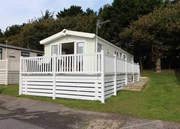 2 bed mobile/park home for sale in Seabreeze, Shorefield Country Park, Milford On Sea SO41