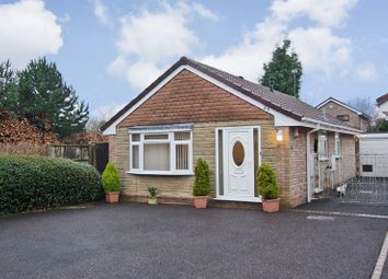 Thumbnail 2 bed detached bungalow for sale in Langtree Close, Heath Hayes, Cannock