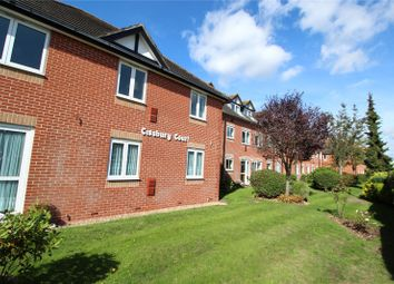 Thumbnail 1 bed flat for sale in Cissbury Court, Findon Road, Findon Valley, West Sussex