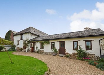 Thumbnail 3 bed semi-detached house for sale in Lapford, Crediton