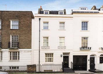 Thumbnail 3 bed terraced house for sale in South Eaton Place, London
