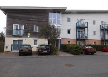 Thumbnail 1 bed flat for sale in Vyvyans Court, Camborne, Cornwall