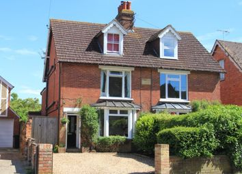 Thumbnail 4 bed semi-detached house for sale in Fern Lea Villas, Goudhurst Road, Marden, Kent