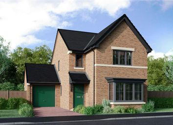 "Thumbnail 4 bedroom detached house for sale in ""The Esk Alternative"" at Coach Lane, Hazlerigg, Newcastle Upon Tyne"