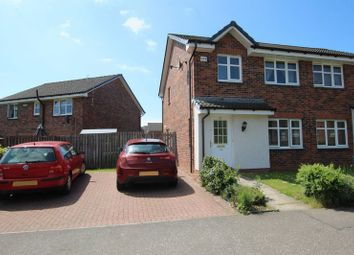 Thumbnail 3 bed semi-detached house for sale in Whiteford Avenue, Dumbarton