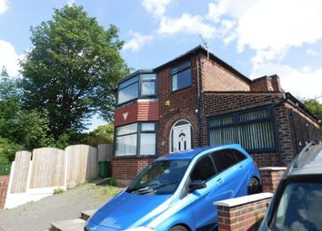 Thumbnail 4 bedroom detached house for sale in Windsor Road, Prestwich, Manchester