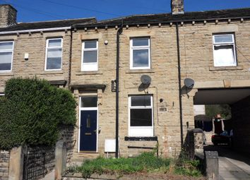 Thumbnail 1 bed terraced house for sale in Walker Street, Earlsheaton, Dewsbury, West Yorkshire