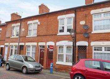 Thumbnail 2 bed terraced house for sale in Worthington Street, Highfields, Leicester