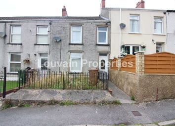 Thumbnail 3 bed terraced house for sale in Barkley Street, Abertysswg, Rhymney, Tredegar, Blaenau Gwent.