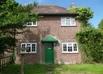 Thumbnail 2 bed cottage to rent in Merston, Chichester