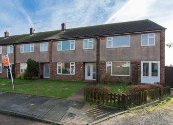 Thumbnail 3 bed terraced house for sale in Frances Gardens, Ramsgate