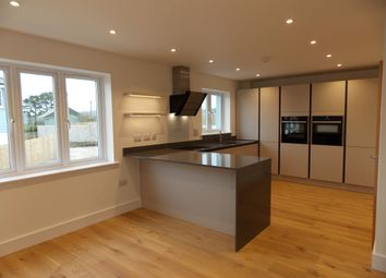 Thumbnail 4 bed detached house for sale in Tyringham Row, Lelant, St. Ives