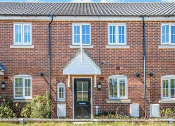 Thumbnail 2 bed terraced house for sale in Manor Rise, Carlton Colville, Lowestoft