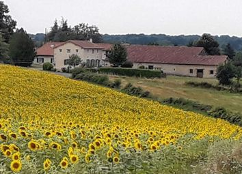 Thumbnail 4 bed property for sale in Champagne-Mouton, Aquitaine, France
