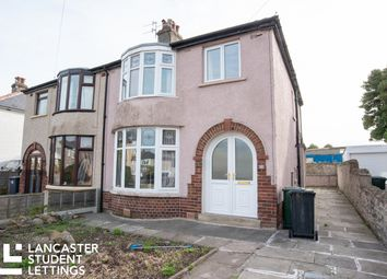 Thumbnail 4 bed semi-detached house to rent in Sharpes Avenue, Lancaster