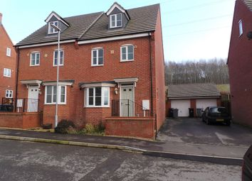 Thumbnail 4 bed property to rent in Eyam Way, Grantham
