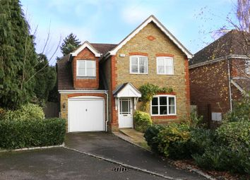 Thumbnail 4 bed detached house for sale in Lane Gardens, Claygate, Esher