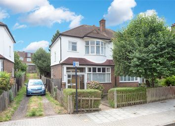 Thumbnail 3 bed semi-detached house for sale in Eylewood Road, London