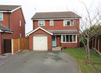 Thumbnail 4 bedroom detached house to rent in Moonlight Close, Summerhill, Wrexham