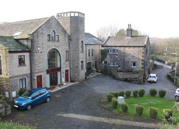 Thumbnail 3 bed mews house for sale in Tower View, Lumbutts, Todmorden