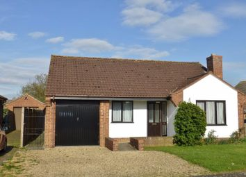 Thumbnail 2 bed detached bungalow for sale in Bytham Heights, Castle Bytham, Grantham