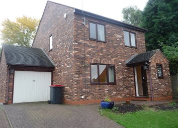 Thumbnail 3 bed detached house to rent in Yew Tree Court, Austrey, Warwickshire
