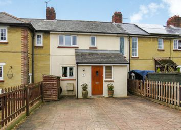 Thumbnail 2 bed terraced house for sale in Lovedon Lane, Kings Worthy, Winchester