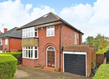 Thumbnail 3 bed detached house for sale in Carter Knowle Road, Carter Knowle, Sheffield