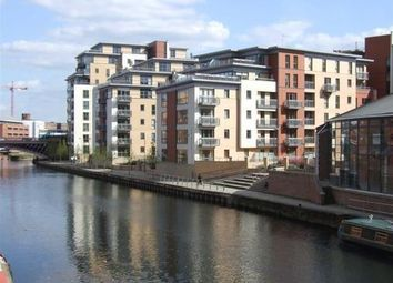 Thumbnail 2 bed flat for sale in Cromwell Court, Brewery Wharf, Leeds.