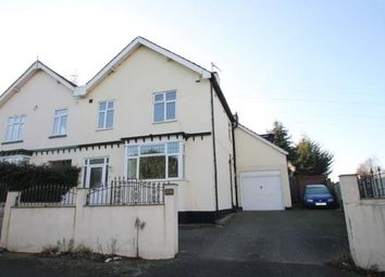 Thumbnail 4 bedroom semi-detached house for sale in London Road, Stone, Dartford, Kent